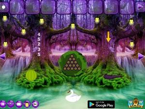 Jouer à Bumble bee forest escape