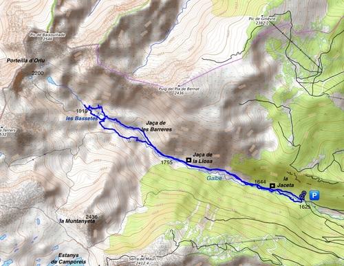 Val de Galbe