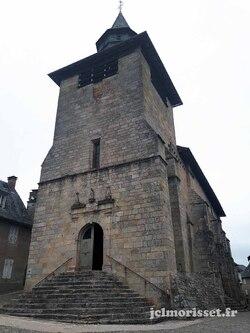 E 38 de Les Borderies à Corrèze