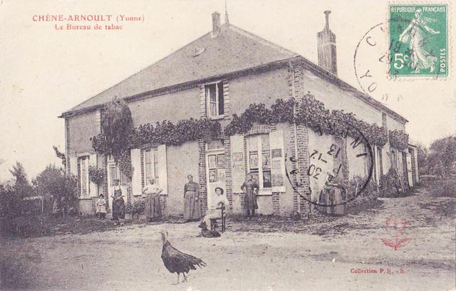 Chêne-Arnoult (89)