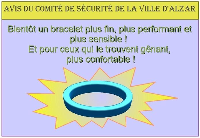 Un nouveau bracelet