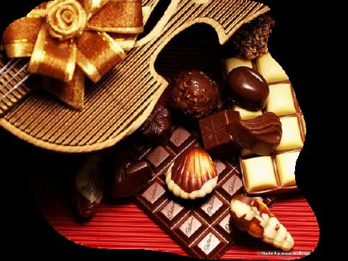 LE CHOCOLAT HMMM !!!