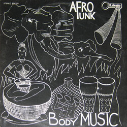Afro Funk - Body Music - Complete LP