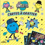 Les smileys - Les cartes à gratter - 100%fun