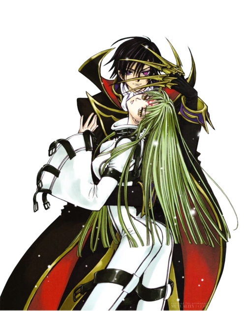 Render Code Geass - Renders code geass