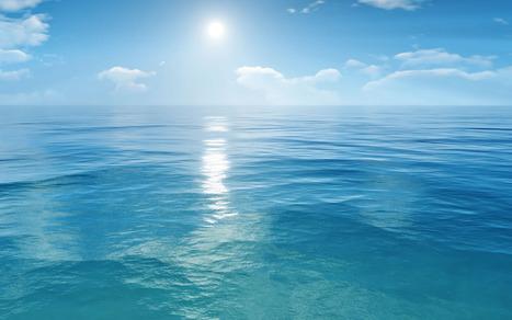 La mer en acrostiche par Bérénice et par Calvin