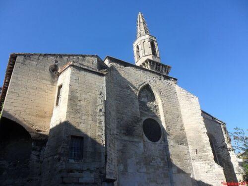 Echappée belle Avignonnaise.