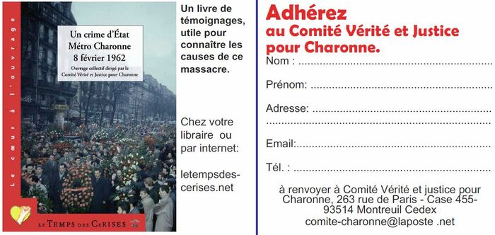 Charonne : la police assassine !