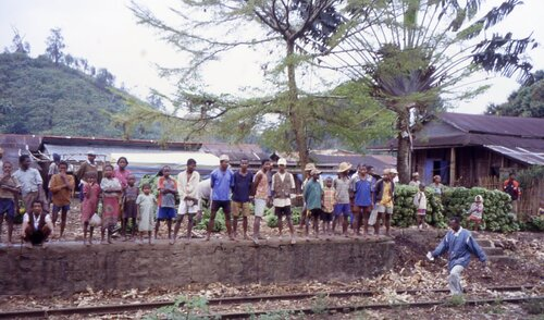 Train de Manakara et retour sur Antsirabé