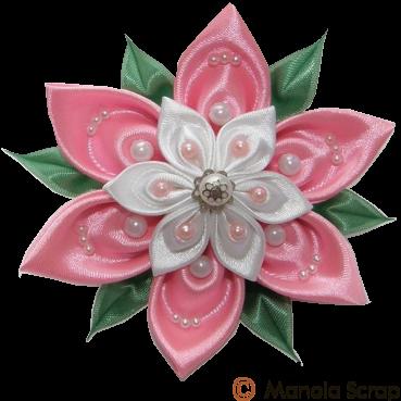 Petites fleurs en tissus