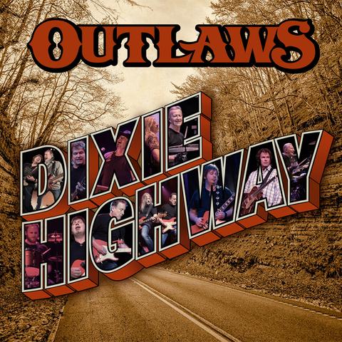 OUTLAWS - Un extrait du nouvel album Dixie Highway dévoilé