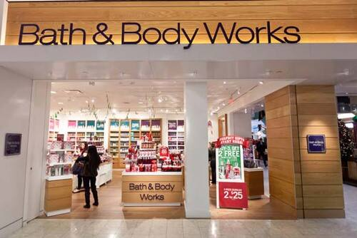 Bath and Body Works en France !