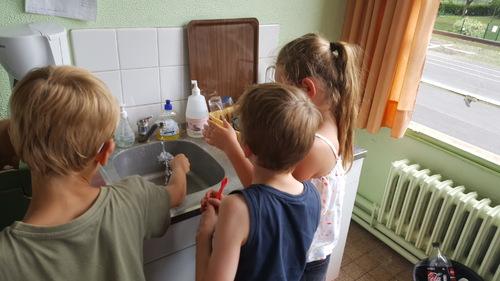 CE1Cz : recette et dégustations