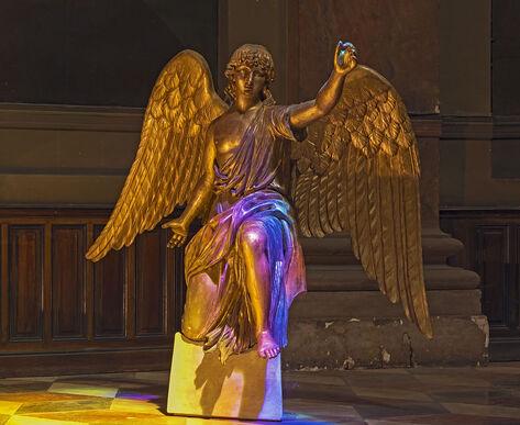 Notre-Dame de de la Daurade - Ange de gauche.jpg