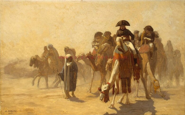 Campagne d'Egypte