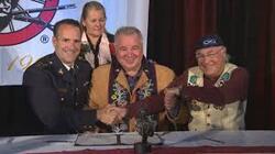 La GRC remettra des artéfacts de Louis Riel au peuple métis