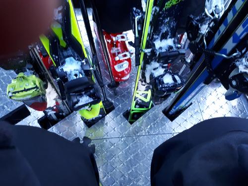 7/01/2020 Ski à La Paganella Tn Trentino Italie