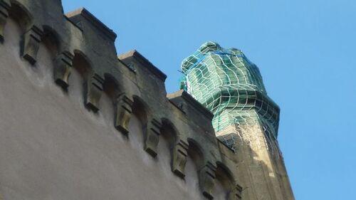 Tourelles du palais Cambout