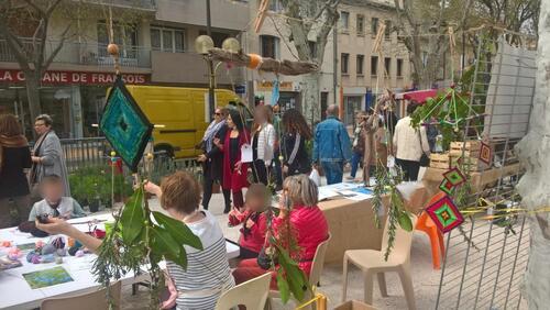 """Bagnols en fleurs"" le samedi 7 avril 2018"