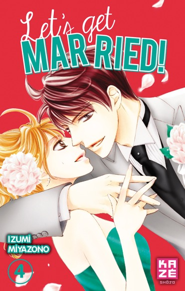 Manga - Manhwa - Let's get married ! Vol.4
