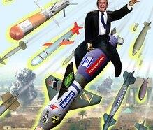 Joschka Fischer, ancien ministre des AE allemand, déclare que les Etats Unis et Israël attaqueront l'Iran en 2008