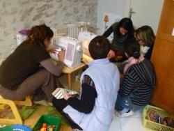 Condom les ateliers de février 2012