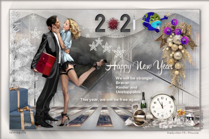 *** New Year 2021  ***