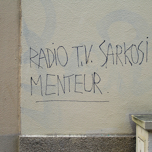 Sarkozy : deux heures d'émission et d'intox