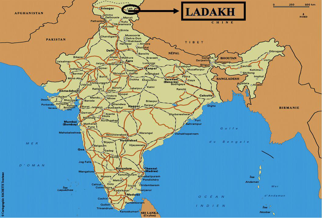 """Résultat de recherche d'images pour """"Le Ladakh"""""""