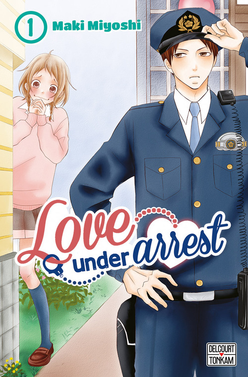 Love under arrest - Tome 01 - Maki Miyoshi