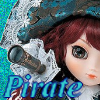 la pullip pirate