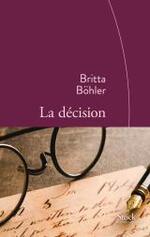 La décision de Britta Böhler