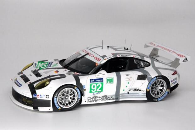 Le Mans 2014 I