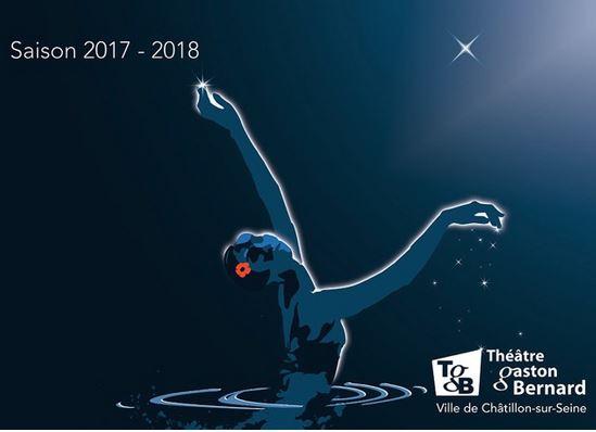 Le programme de la saison 2017-2018 du théâtre Gaston Bernard a été présenté par sa nouvelle directrice, Catherine Miraton.......