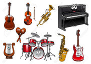 Les instruments se disputent