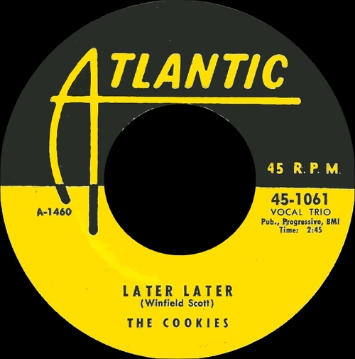 "The Cookies : CD "" The Complete Singles 1954-1963 "" SB Records DP 63 [ FR ]"
