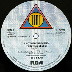 Five Star - Another Weekend (Friday Night Mixes)