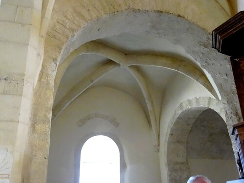 L'église de Marcenay