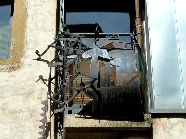 L'Îlot trésor rue Marchand Metz 37 Marc de Metz 2012