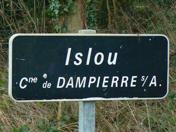 Le circuit de Dampierre