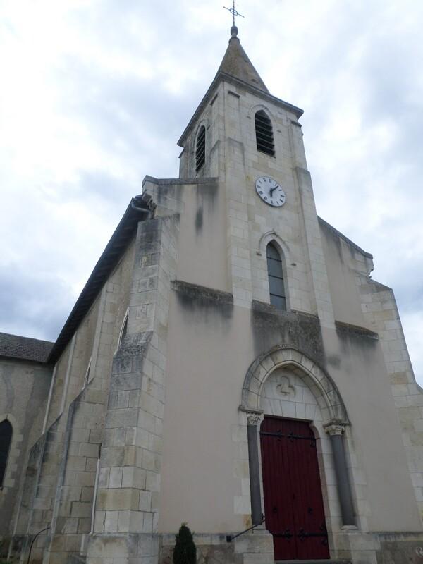 L'église Saint Martin de Lignerolles