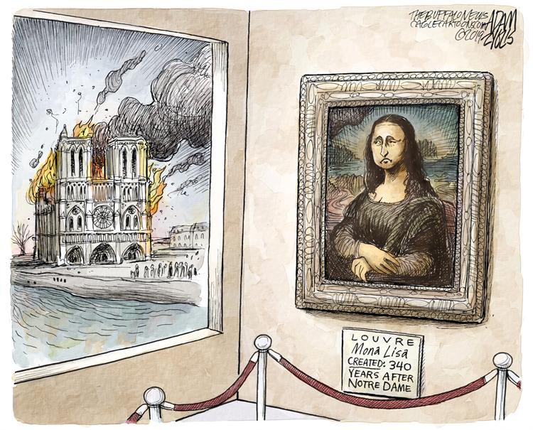 Quelques illustrations sur un sujet brûlant.