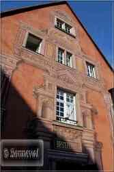 * Haut-Rhin * trompe l'oeil Petite Venise Colmar