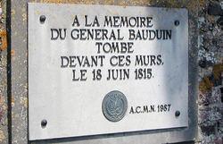 Général BAUDUIN  Pierre-François