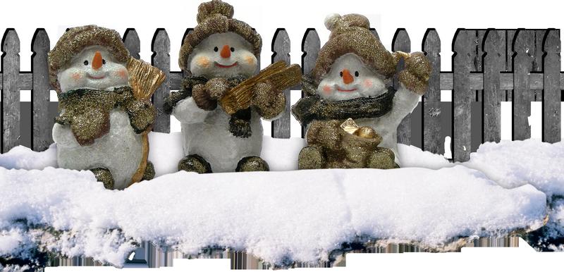 tube bonhomme de neige 6