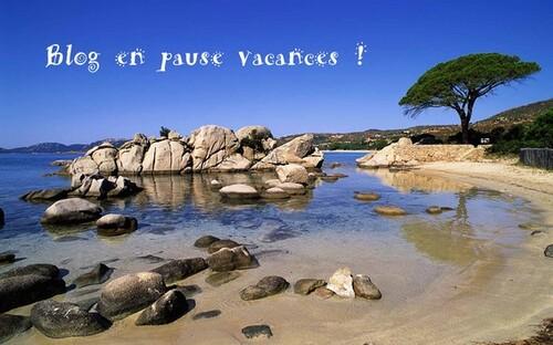 Pause vacances !