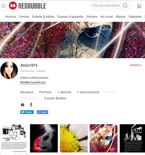 Boutique Redbubble