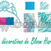 Kit de décorations de Bloom harmonix