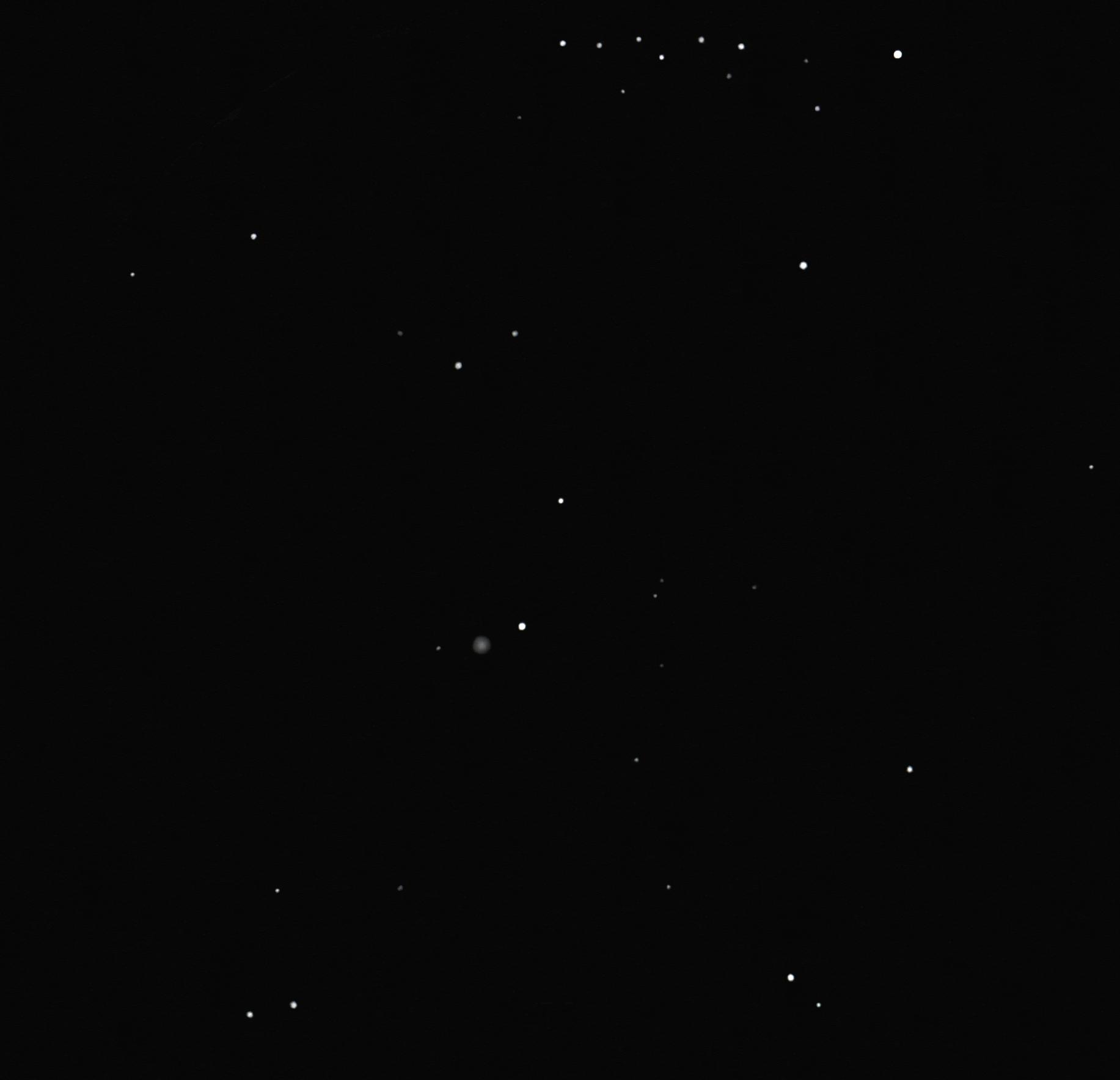PK189-7.1 planetary nebula