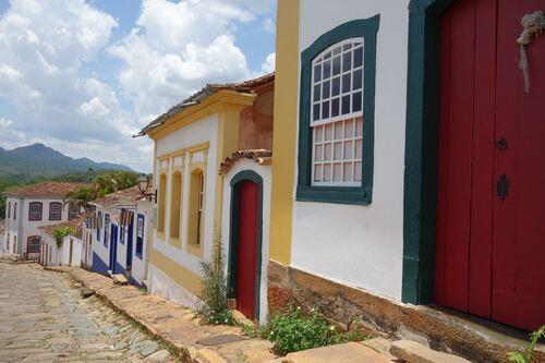 2 novembre au 12 novembre: Le Minas Gerais
